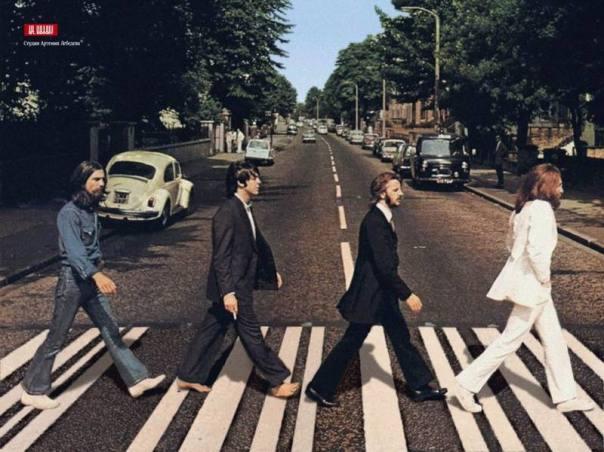 Beatles parody